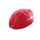 VAUDE Helmet Raincover red